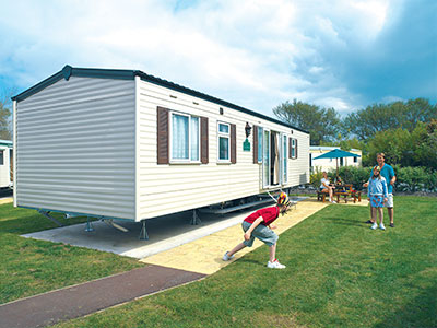 Butlins Skegness Gold Plus Caravan