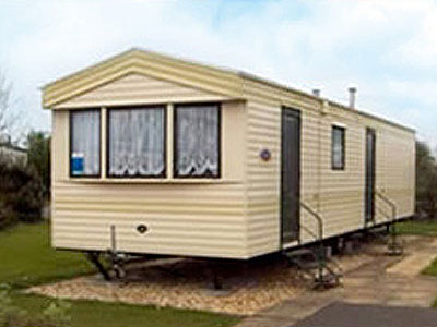 Butlins Skegness Gold Caravan