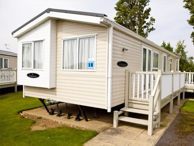 Latest caravan holiday home offer