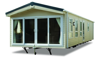 New Delta caravan holiday home