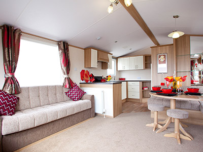 Butlins Skegness Caravans New