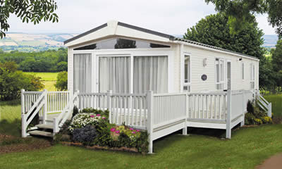 New Pemberton Rivington caravan holiday home