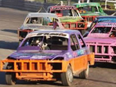 Skegness Stadium Banger Racing