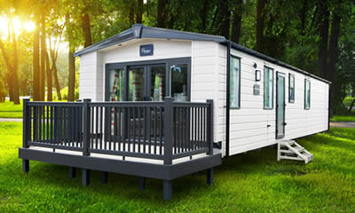 New Victory caravan holiday home